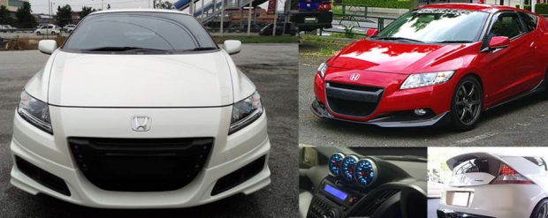 Honda CRZ Body Kits