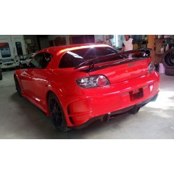 Mazda RX-8 MS Rear Spoiler