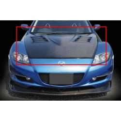 Mazda RX-8 2004 VRS Bonnet