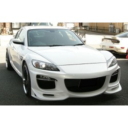 Mazda RX-8 '09 R-Magic style Front Bumper