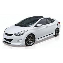 Hyundai Elantra 2012 ND Skirting