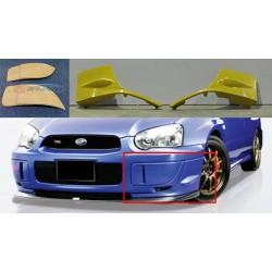 Subaru Impreza 2003 SI Front Skirt & Fog Lamp Cover