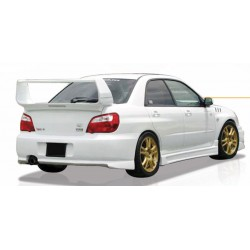 Subaru Impreza 2003 CSV2 Rear & Side Body Kit