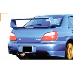 Subaru Impreza 2003 C-West Rear Skirt