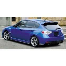 Subaru Impreza 2008 STI CSV-S Rear Body Kit
