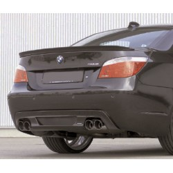 BMW 5 Series E60 Hamman Rear Diffuser