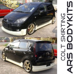 Mitsubishi Colt 2004 KS Skirting