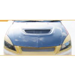 Mitsubishi Lancer 2006 Evo 8 Turbo Bonnet