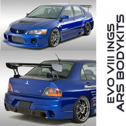 Mitsubishi Evo 8 INGS Body Kit