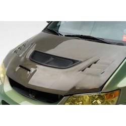 Mitsubishi Evo 8 / 9 SB Turbo Bonnet