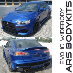 Mitsubishi Evo 10 HL Wide Body Kit