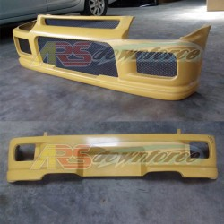 Perodua Kancil ML Front Bumper