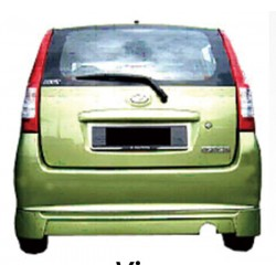 Perodua Viva Rear Skirt