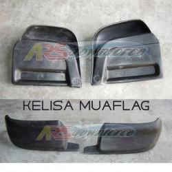 Perodua Kelisa Muaflag