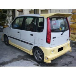 Perodua Kenari / Daihatsu Move'01 RSP3 style Rear Body Kit