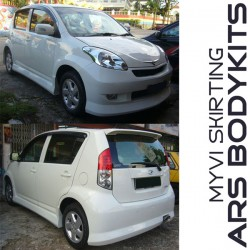 Perodua Myvi 2005 ARS-F Body Kit
