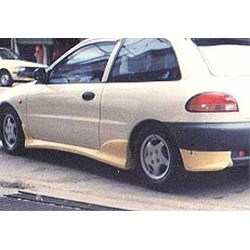 Proton Wira Satria T Side Skirt & Rear Skirt