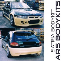 Proton Satria GT Body Kit