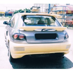 Proton Satria EK-M Rear Body Kit