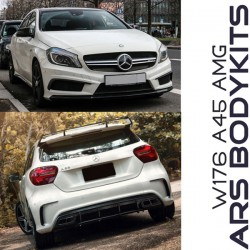 Mercedes Benz W176 Pre-Facelift AMG Bodykit