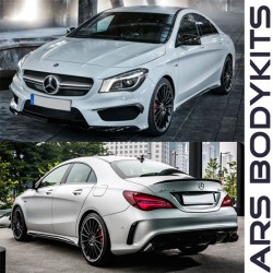 Mercedes Benz CLA W117 Pre Facelift AMG style Body Kit