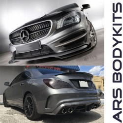 Mercedes Benz CLA W117 Piecha style Body Kit