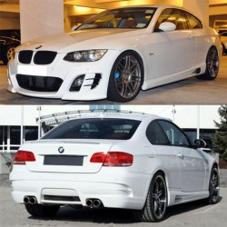 BMW 3 Series E92 Kerscher Bodykit