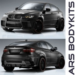 BMW X Series X6 E71 Lumma