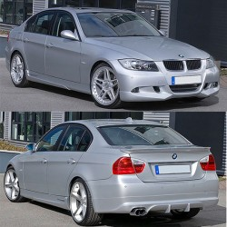 BMW 3 Series E90 AC Schnitzer Skirting