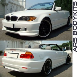 BMW 3 Series E46 Coupe AC Schnitzer Skirting