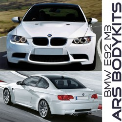 BMW 3 Series E92 M3 Conversion Body Kit