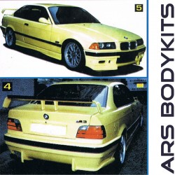 BMW 3 Series E36 DTM Bodykit