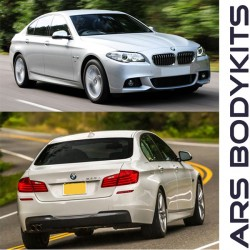 BMW 5 Series F10 M-Sport Conversion Body Kit
