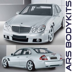 Mercedes Benz E-Class W211 Facelift Lorinser Body Kit