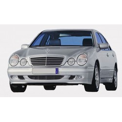 Mercedes Benz E-Class W210 E240 Front Body Kit