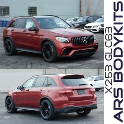 Mercedes Benz GLC63 X253 AMG Body Kit