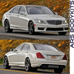 Mercedes Benz S-Class W221 S65 AMG Body Kit