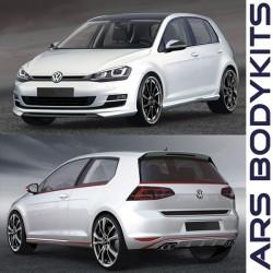 Volkswagen Golf MK7 TSI ABT Skirting