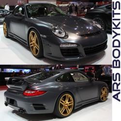 Porsche 911 / 997 MRY '09-'12 Body Kit