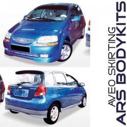 Chevrolet Aveo 2003 ARS Skirting