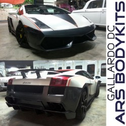 Lamborghini Gallardo DC Full Conversion Kit