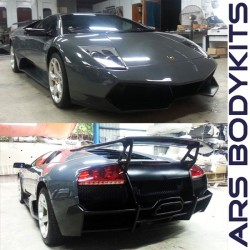 Lamborghini LP640 Murcielago to LP670 SV Conversion Body Kit