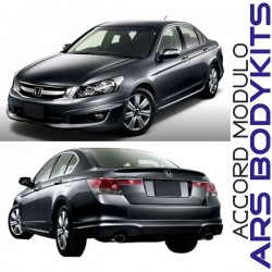 Honda Accord 2008 Modulo Skirting & Spoiler