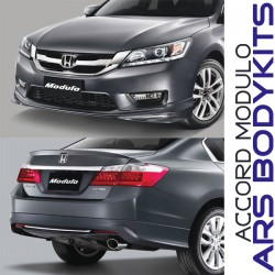 Honda Accord 2014 Modulo Skirting & Spoiler
