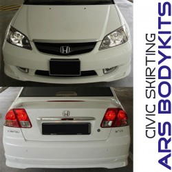 Honda Civic 2005 OMK Skirting & Spoiler