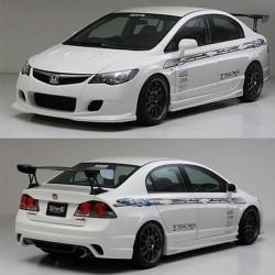Honda Civic FD INGS Body Kit
