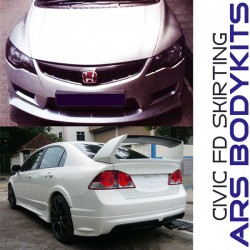 Honda Civic FD 2009 RR Skirting