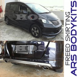 Honda Freed 2008 HLM Skirting