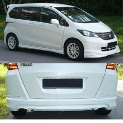 Honda Freed '08 HLP style Body Kit