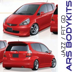 Honda Jazz Fit 2005 KS Skirting